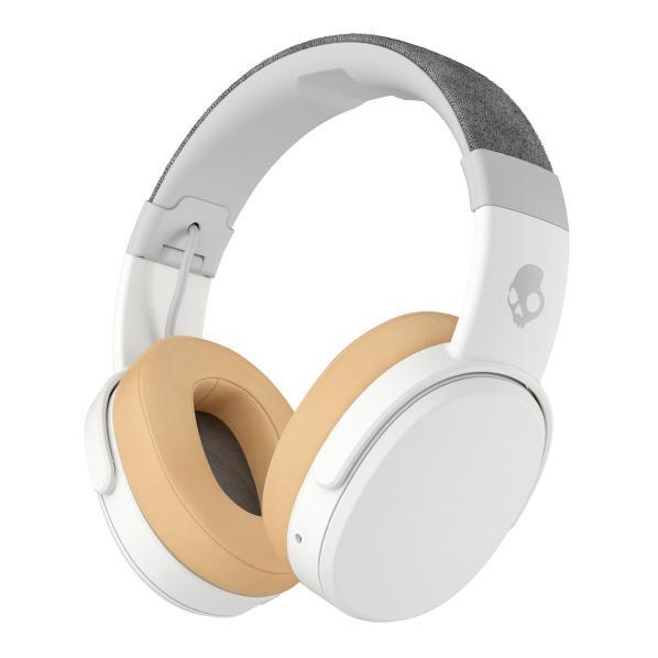 Skullcandy Bluetoothワイヤレスヘッドフォン CRUSHER WIRELESS GRAY/TAN S6CRW-K590 [S6CRWK590]