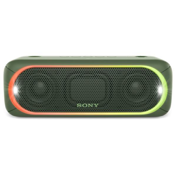SONY ワイヤレスポータブルスピーカー EXTRA BASS グリーン SRS-XB30 G [SRSXB30G]【RNH】【SYBN】【MSPT】