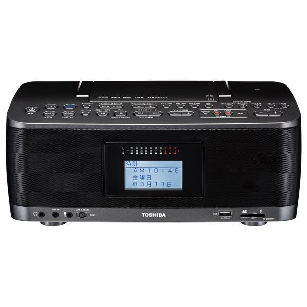 東芝 SD/USB/CDラジオ ガンメタリック TYCWX90KM [TYCWX90KM]【RNH】【MVSP】