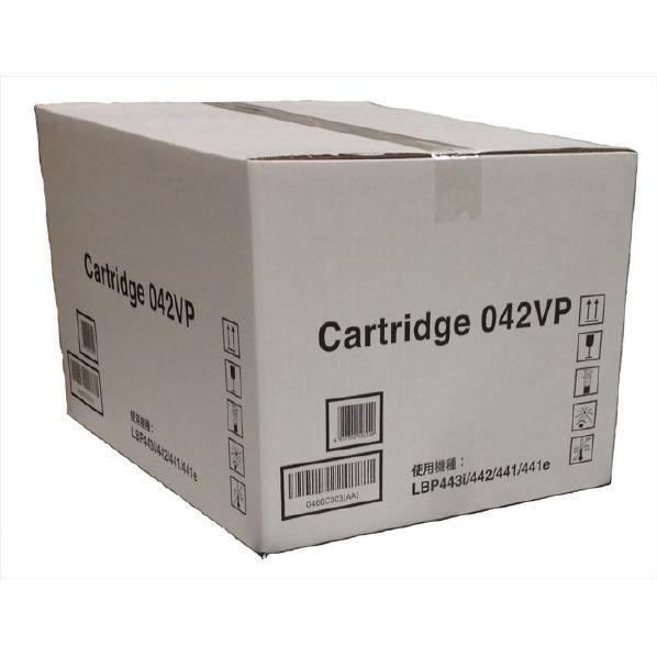 キヤノン トナーカートリッジ 2本パック CRG-042VP [CRG042VP]