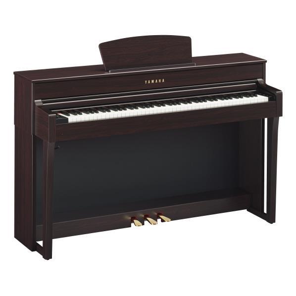 【送料無料】ヤマハ 電子ピアノ Clavinova ニューダークローズウッド調 CLP-635R [CLP635R]