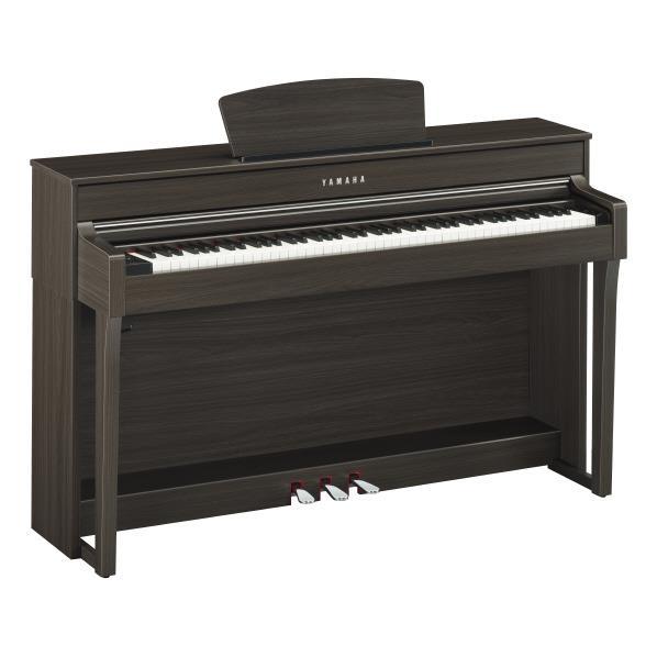 ヤマハ 電子ピアノ Clavinova ダークウォルナット調 CLP-635DW [CLP635DW]