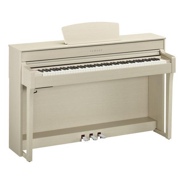 【送料無料】ヤマハ 電子ピアノ Clavinova ホワイトアッシュ調 CLP-635WA [CLP635WA]