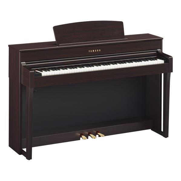 ヤマハ 電子ピアノ Clavinova ニューダークローズウッド調 CLP-645R [CLP645R]
