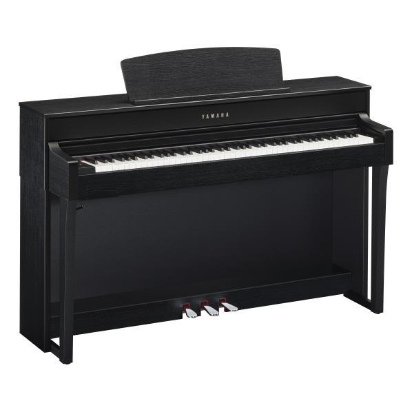 ヤマハ 電子ピアノ Clavinova ブラックウッド調 CLP-645B [CLP645B]