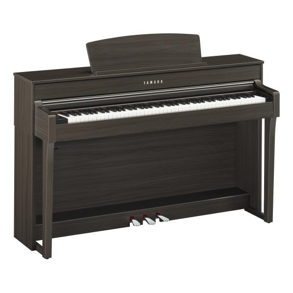 ヤマハ 電子ピアノ Clavinova ダークウォルナット調 CLP-645DW [CLP645DW]