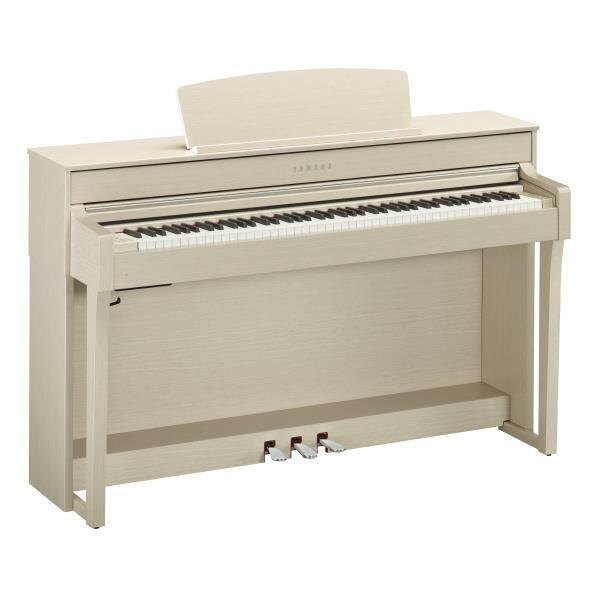 ヤマハ 電子ピアノ Clavinova ホワイトアッシュ調 CLP-645WA [CLP645WA]【MMARP】