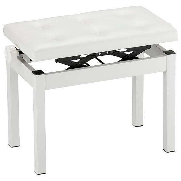 【送料無料】コルグ ピアノ椅子 ホワイト PC-770-WH [PC770WH]