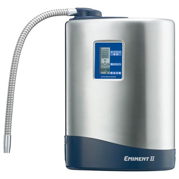 三菱ケミカル 浄水器 クリンスイ エミネントII EM802-BL [EM802BL]