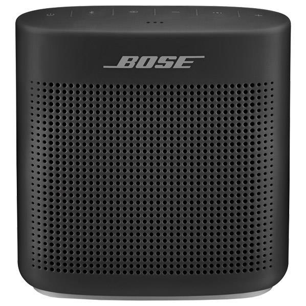 BOSE Bluetoothスピーカー SoundLink Color II ブラック SOUNDLINK COLOR II BLK [SOUNDLINKCOLOR2BLK]【RNH】