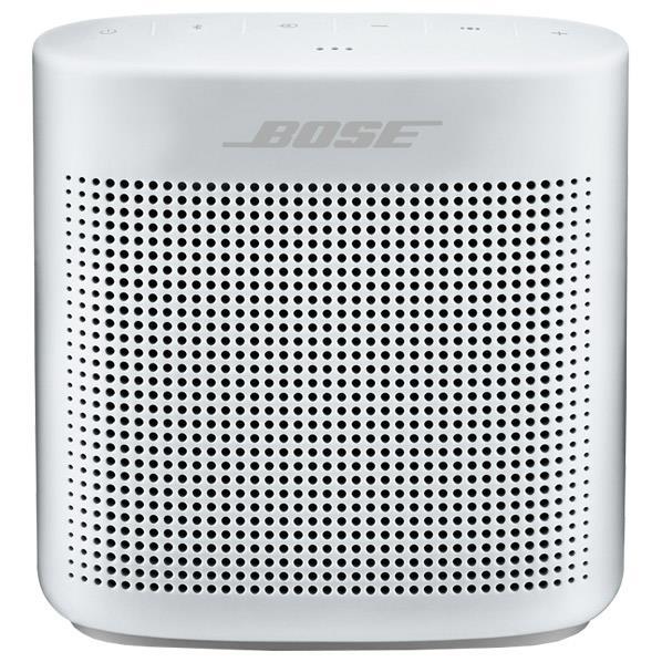 【送料無料】BOSE Bluetoothスピーカー SoundLink Color II ホワイト SOUNDLINK COLOR II WHT [SOUNDLINKCOLOR2WHT]【RNH】