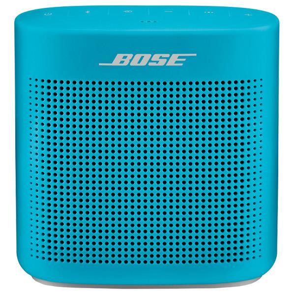 BOSE Bluetoothスピーカー SoundLink Color II ブルー SOUNDLINK COLOR II BLU [SOUNDLINKCOLOR2BLU]【RNH】【NATUM】