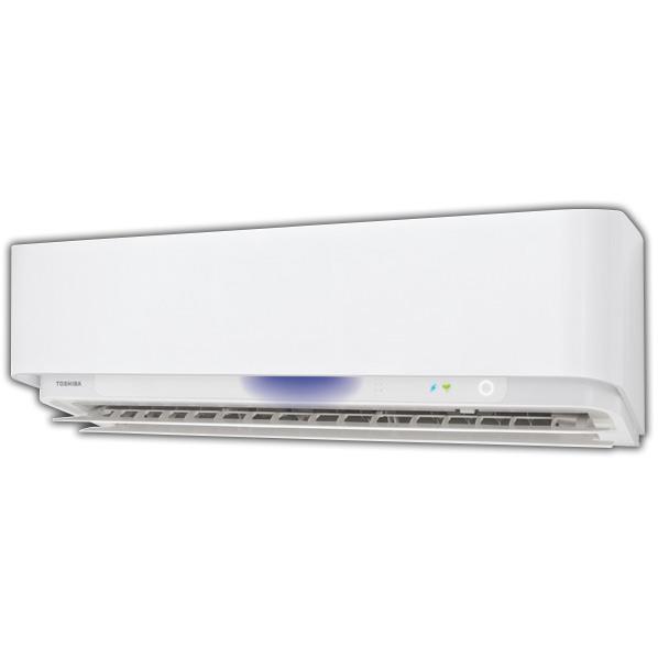 【標準設置工事費込み】東芝 10畳向け 自動お掃除付き 冷暖房インバーターエアコン KuaL 大清快 グランホワイト RAS-C285E5RXWS [RASC285E5RXWS]【RNH】