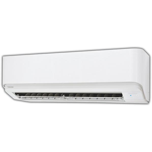 【標準設置工事費込み】東芝 10畳向け 冷暖房インバーターエアコン KuaL 大清快 グランホワイト RAS-C285E5PWS [RASC285E5PWS]【RNH】