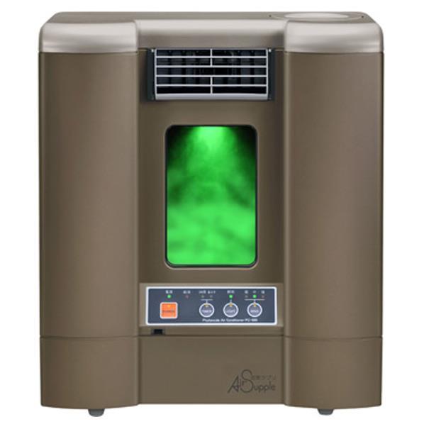 フィトンチッド 空気サプリメント「フィトンエアー」 ブラウン PC-560BR [PC560BR]