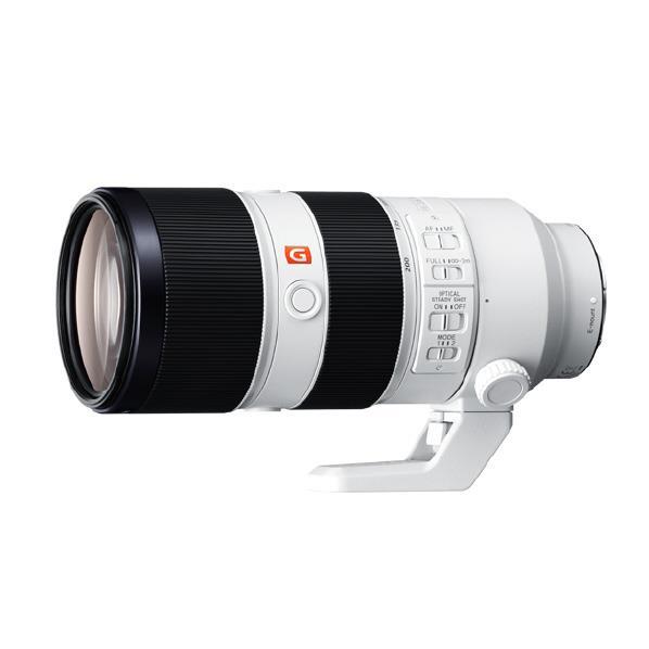 SONY デジタル一眼カメラα[Eマウント]用 大口径望遠ズームレンズ FE 70-200mm F2.8 GM OSS SEL70200GM [SEL70200GM]
