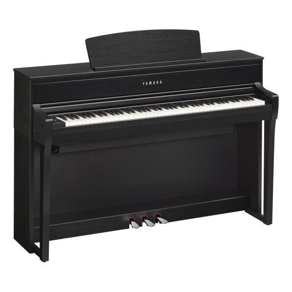 【送料無料】ヤマハ 電子ピアノ Clavinova ブラックウッド調 CLP-675B [CLP675B]
