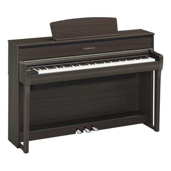 ヤマハ 電子ピアノ Clavinova ダークウォルナット調 CLP-675DW [CLP675DW]【SYBN】