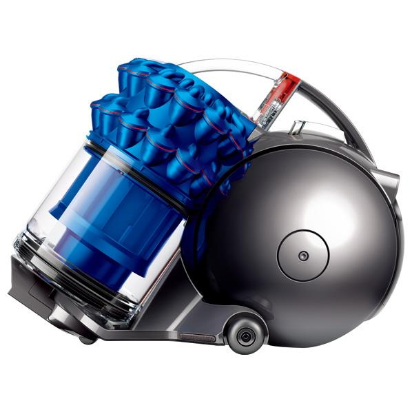 ダイソン サイクロン式パワーブラシ Dyson Ball Fluffy ブルー/レッド CY24FF [CY24FF]【RNH】