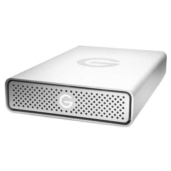 HGST 外付けハードディスクドライブ(4TB) G-Technology G-DRIVE USB-C 0G05669 [0G05669]