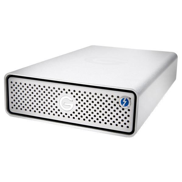 【送料無料】HGST 外付ハードディスクドライブ(4TB) G-DRIVE Thunderbolt 3 USB-C シルバー 0G05366 [0G05366]【KK9N0D18P】
