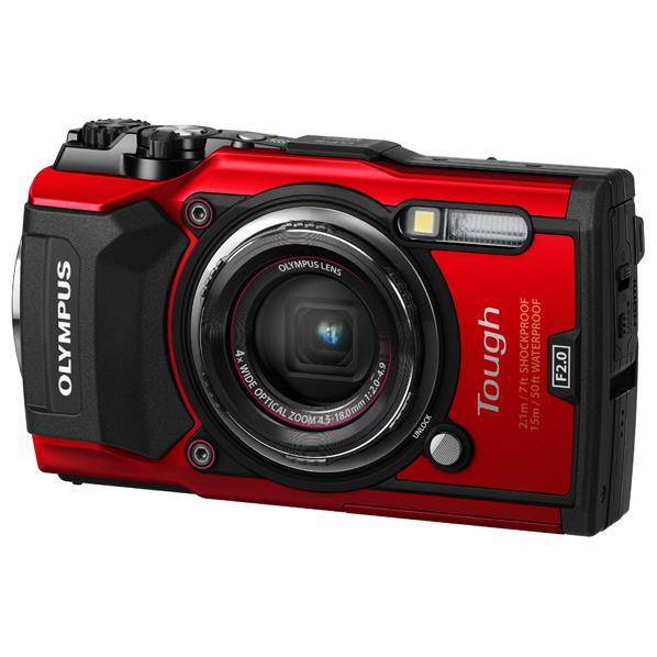 オリンパス デジタルカメラ Tough レッド TG-5 RED [TG5RED]【RNH】