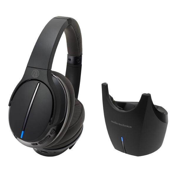 オーディオテクニカ デジタルワイヤレスヘッドフォンシステム ATH-DWL770 [ATHDWL770]【RNH】【JNSP】