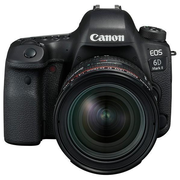 キヤノン デジタル一眼レフカメラ・24-70 F4L IS USM レンズキット EOS 6D Mark II EOS6DMK22470ISLK [EOS6DMK22470ISLK]【RNH】