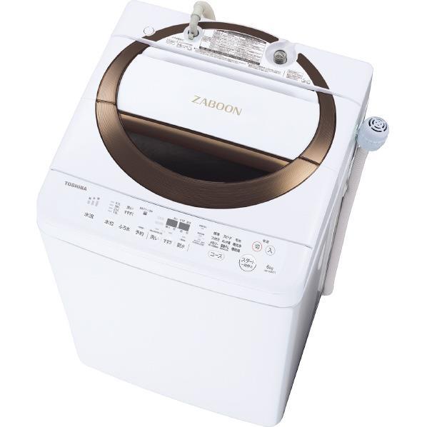 東芝 6.0kg全自動洗濯機 東芝 ZAB00N ブラウン AW-6D6(T) [AW6D6T] AW-6D6(T)【RNH】【SYBN ZAB00N】, サムラインショップ:3cef6160 --- ero-shop-kupidon.ru