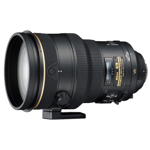 ニコン 望遠単焦点レンズ AF-S NIKKOR 200mm f/2G ED VR II AFS200F2GVR2 [AFS200F2GVR2]