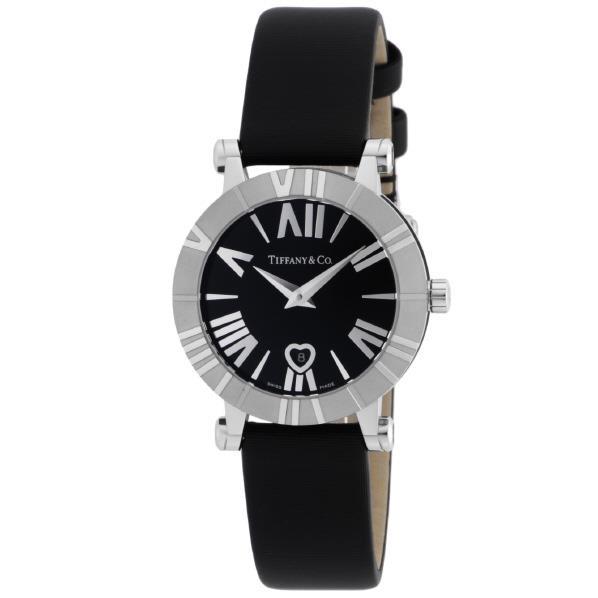 ティファニ- 腕時計 Atlas ブラック Z1300.11.11A10A41A [Z13001111A10A41A]