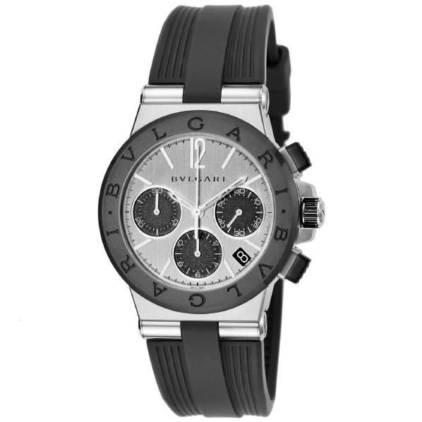 ブルガリ 腕時計 ディアゴノ シルバー DG37C6SCVDCH [DG37C6SCVDCH]