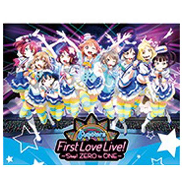 ランティス ラブライブ!サンシャイン!! Aqours First LoveLive! ~Step! ZERO to ONE~ Blu-ray Memorial BOX【Blu-ray】 LABX-8220/4 [LABX8220]