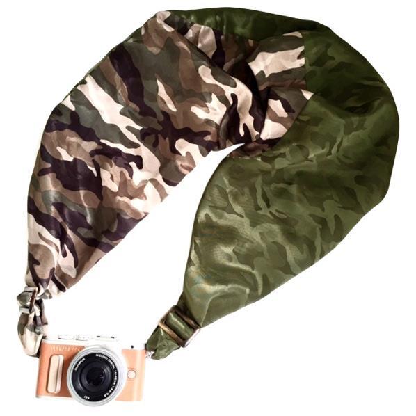 SAKURA SLING PROJECT SAKURAカメラスリング 63 Mサイズ 迷彩/カーキ SCS-M63 [SCSM63]