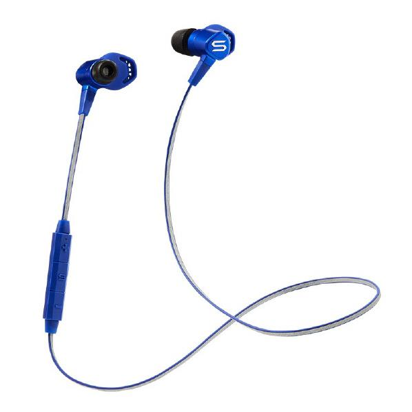 SOUL Bluetoothイヤフォン Run Free Pro HD ブルー SL-1011 [SL1011]【MMARP】
