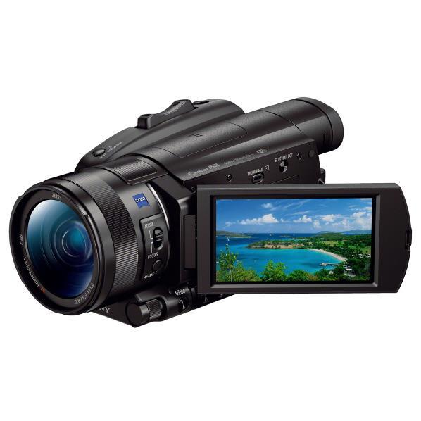 【送料無料】SONY デジタル4Kビデオカメラレコーダー ブラック FDR-AX700 [FDRAX700]
