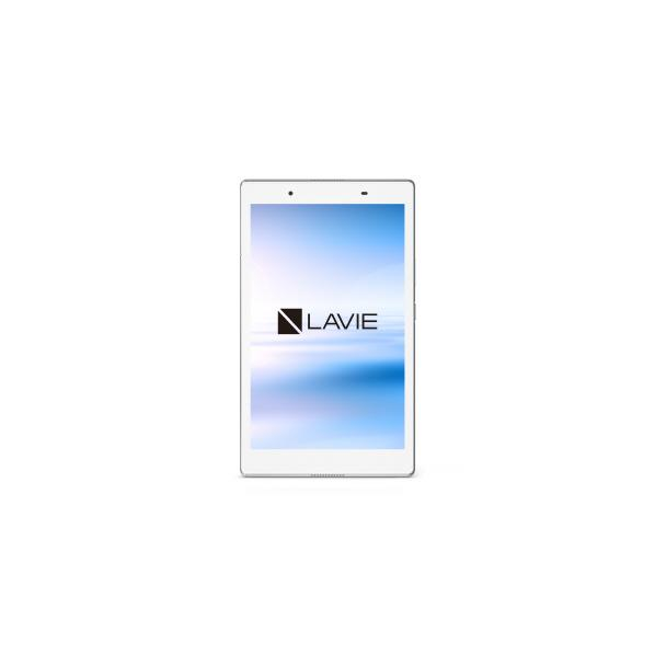 NEC タブレット LAVIE Tab E ホワイト PC-TE508HAW [PCTE508HAW]【RNH】