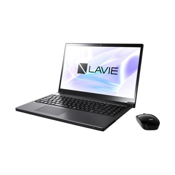 【送料無料】NEC ノートパソコン KuaL グレイスブラックシルバー PC-NX850JAB-E3 [PCNX850JABE3]【RNH】