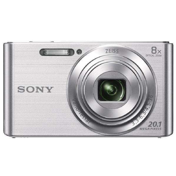 SONY デジタルカメラ シルバー DSC-W830 [DSCW830]【RNH】