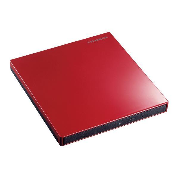 I·Oデータ USB Type-C対応 ポータブルブルーレイドライブ ルビーレッド BRP-UT6CR [BRPUT6CR]【RNH】【SPPS】