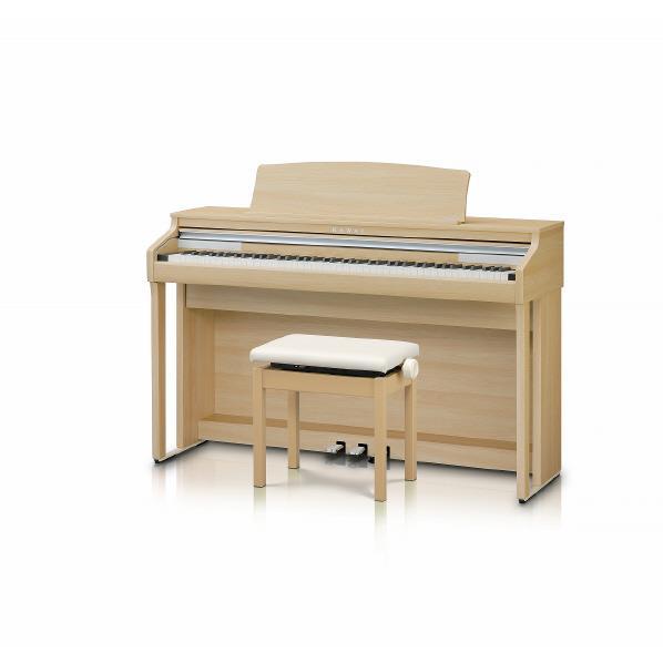 KAWAI 電子ピアノ CAシリーズ プレミアムライトオーク調 CA48LO [CA48LO]【MMARP】