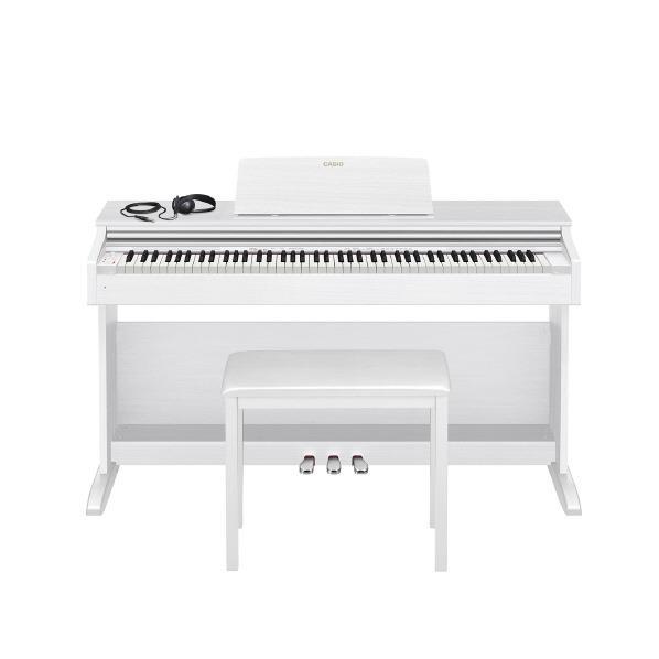 【送料無料】カシオ 電子ピアノ CELVIANO (WE)ホワイトウッド調 AP-270WE [AP270WE]