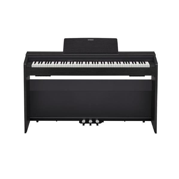 カシオ 電子ピアノ Privia フラッグシップモデル ブラックウッド調 PX-870BK [PX870BK]
