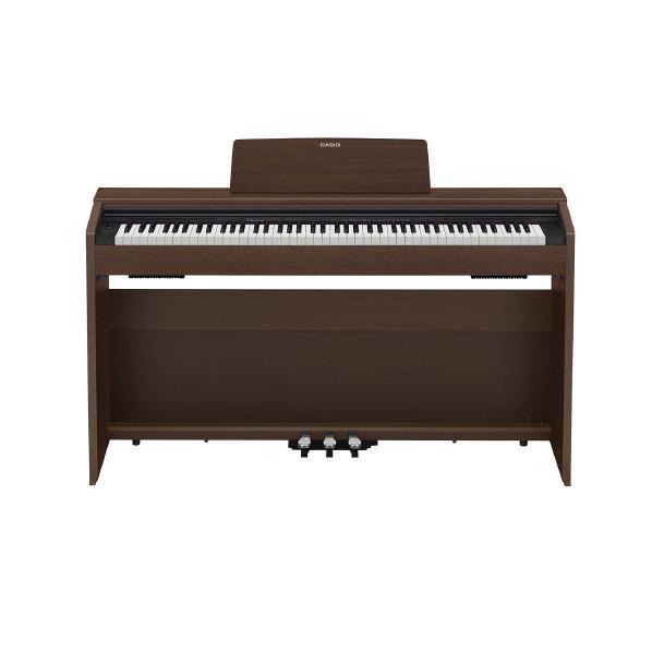 カシオ 電子ピアノ Privia フラッグシップモデル オークウッド調 PX-870BN [PX870BN]