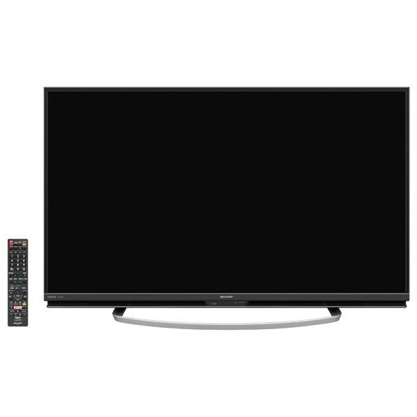 シャープ 40V型フルハイビジョン液晶テレビ AQUOS ブラック LC40W5 [LC40W5]【RNH】