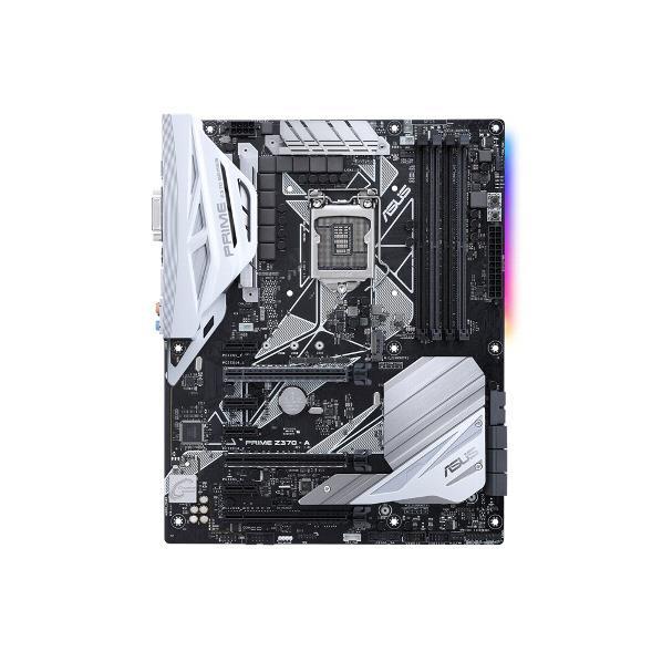 【送料無料】ASUS マザーボード PRIMEシリーズ PRIMEZ370-A [PRIMEZ370A]