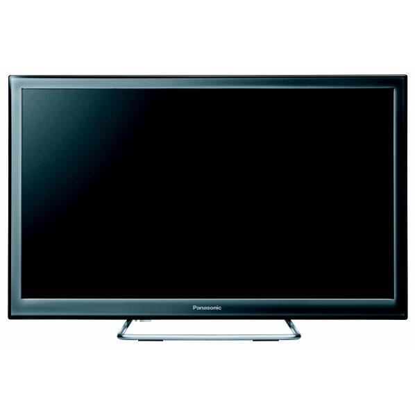 【送料無料】パナソニック 24V型ハイビジョン液晶テレビ VIErA ダークシルバー TH-24ES500-S [TH24ES500S]【RNH】