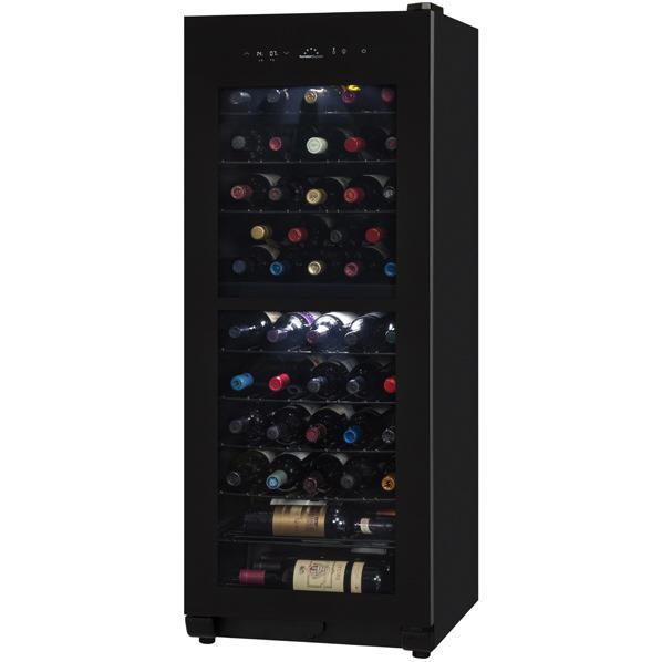 【送料無料】フォルスター 【右開き】ワインセラー(54本収納) DUAL ブラック FJN160GBK [FJN160GBK]【RNH】