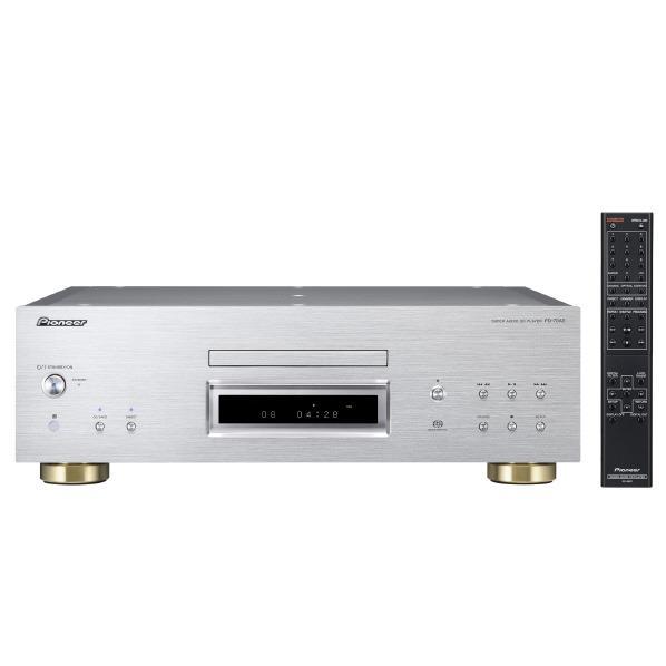 【送料無料】PIONEER スーパーオーディオCDプレーヤー PD-70AE(S) [PD70AES]【RNH】
