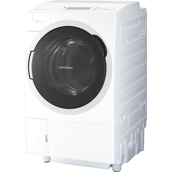 【送料無料】東芝 【右開き】11.0kgドラム式洗濯乾燥機 オリジナル ZAB00N グランホワイト TW-117E5R(W) [TW117E5RW]【RNH】
